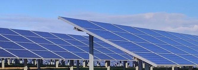 Installation de panneaux photovoltaïques dans l'aude